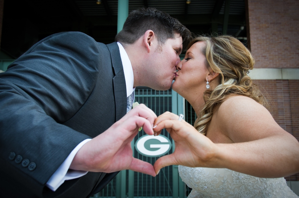 Green Bay Wedding Photographers